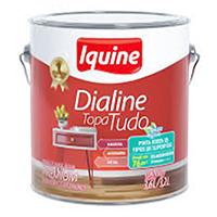ESMALTE SINTÉTICO DIALINE BR NEVE GALÃO IQUINE - 3,6 LT