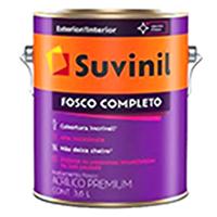 TINTA ACRILICA FOSCO PREMIUM BR 01 GALÃO SUVINIL - 3,6 LT