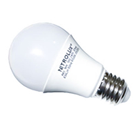 LAMPADA LED 9WATTS 6500K NITROLUX
