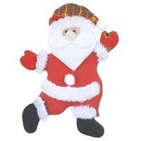 Enfeite Pend. 17cm Papai Noel
