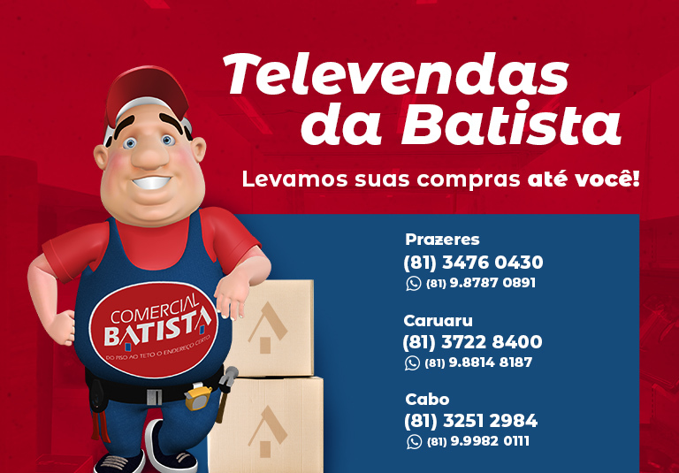 Televendas da Batista