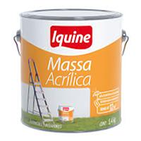 MASSA ACRILICA DELANIL  GL 5,4KG IQUINE