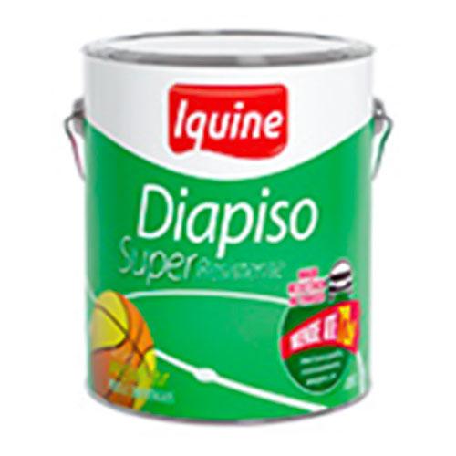 TINTA DE PISO DIAPISO VD FOLHA GALÃO IQUINE - 3,6 LT