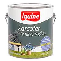 ZARCOFER MET FERROSOS CZ GALÃO IQUINE - 3,6 LT