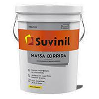 MASSA CORRIDA INT BD 25KG SUVINIL