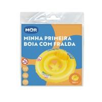 MINHA PRIMEIRA BOIA C/ FRALDA SUPORTA ATÉ 15KG
